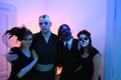 Marina, Sebastian, Rafael and I